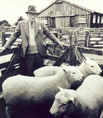 1978 - Prof GS Peren with Perendales