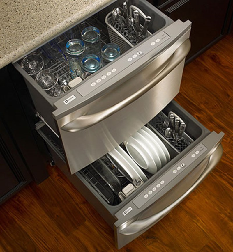 Two Drawer Dishwasher - Fisher & Paykel