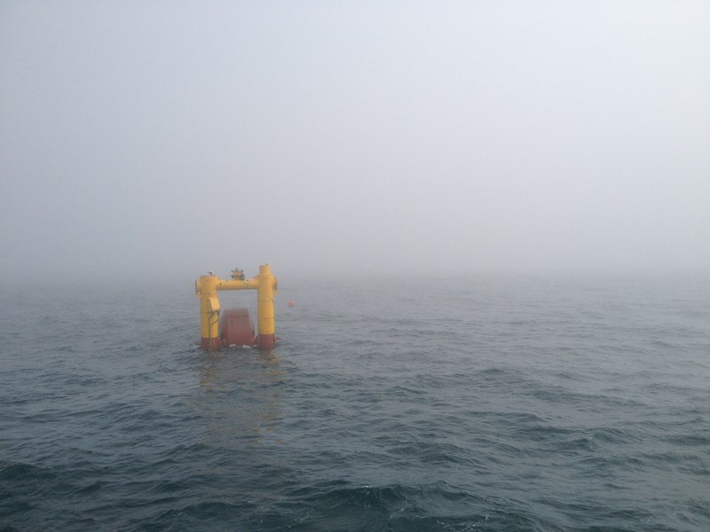 Wave Power generator - NWEI