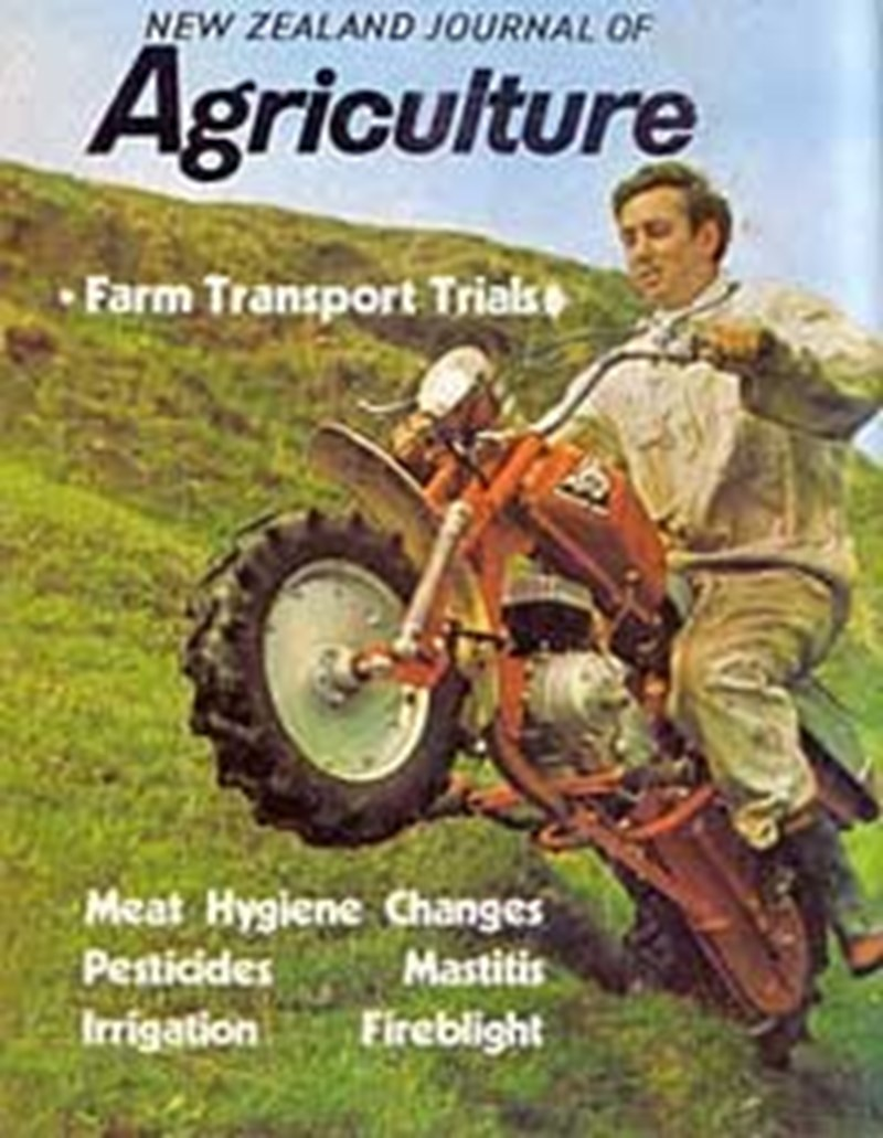 Farm bike - Johnny Callender