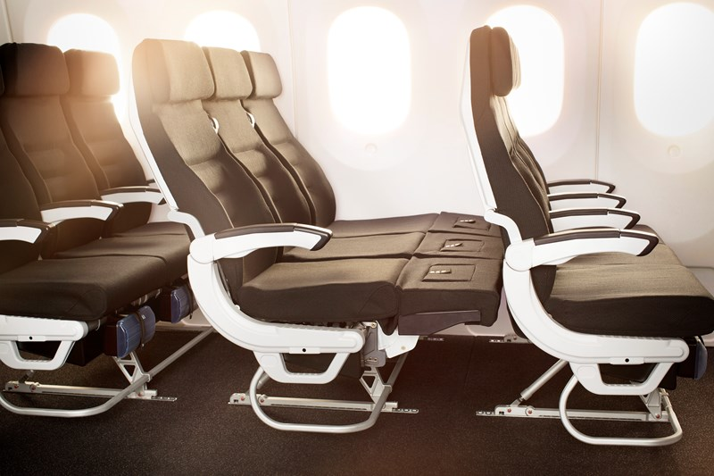 Skycouch - Air New Zealand